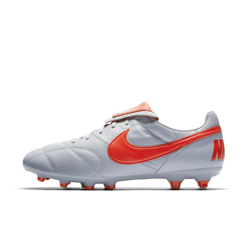 Nike Premier II Firm-Ground Football Boot - Grey