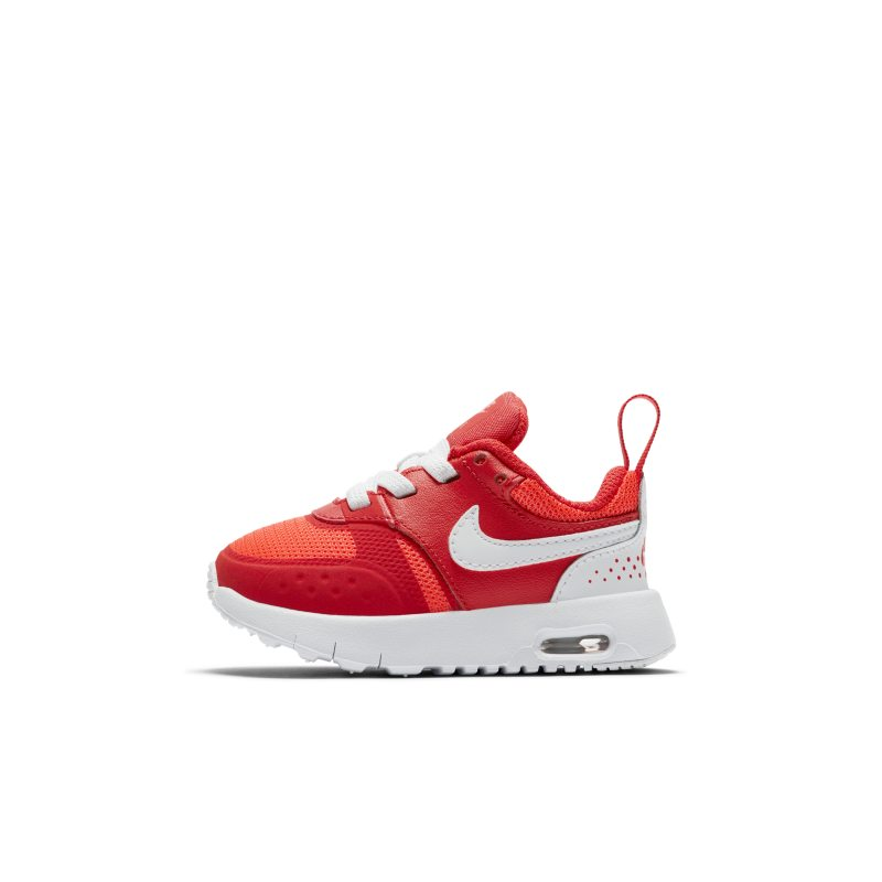 Nike Air Max Vision Baby&Toddler Shoe - Red