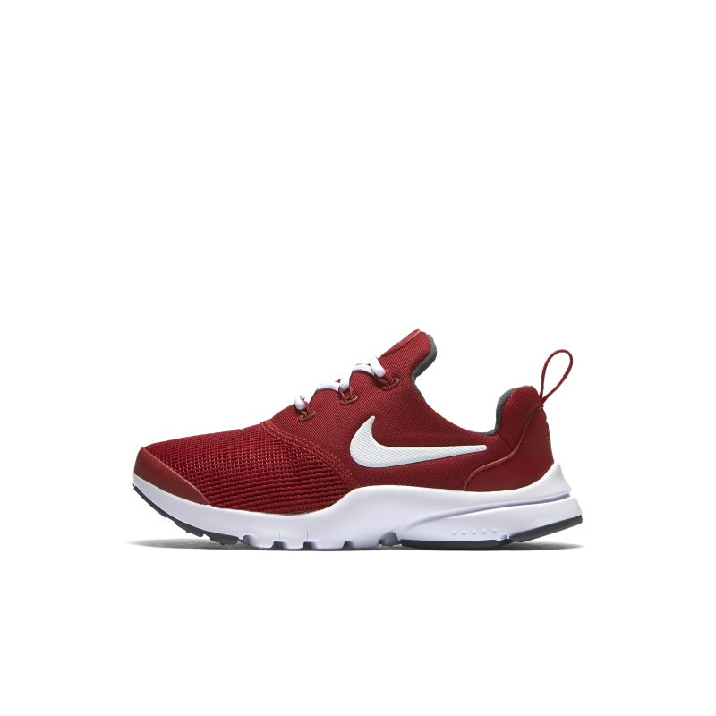 Nike Presto Fly Younger Kids' Shoe - Red