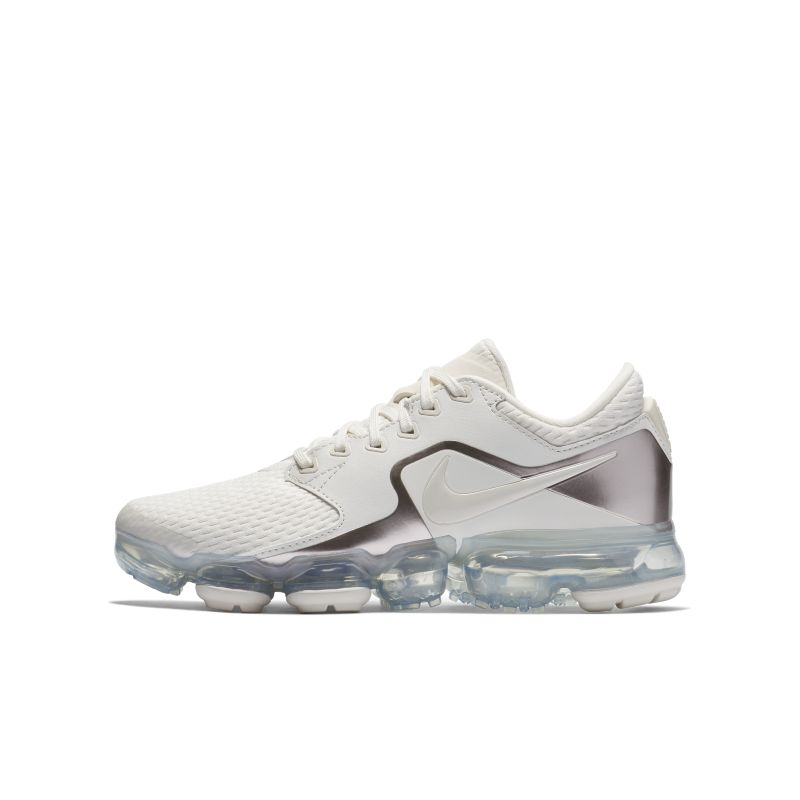 Nike Air VaporMax Older Kids'Running Shoe - Cream