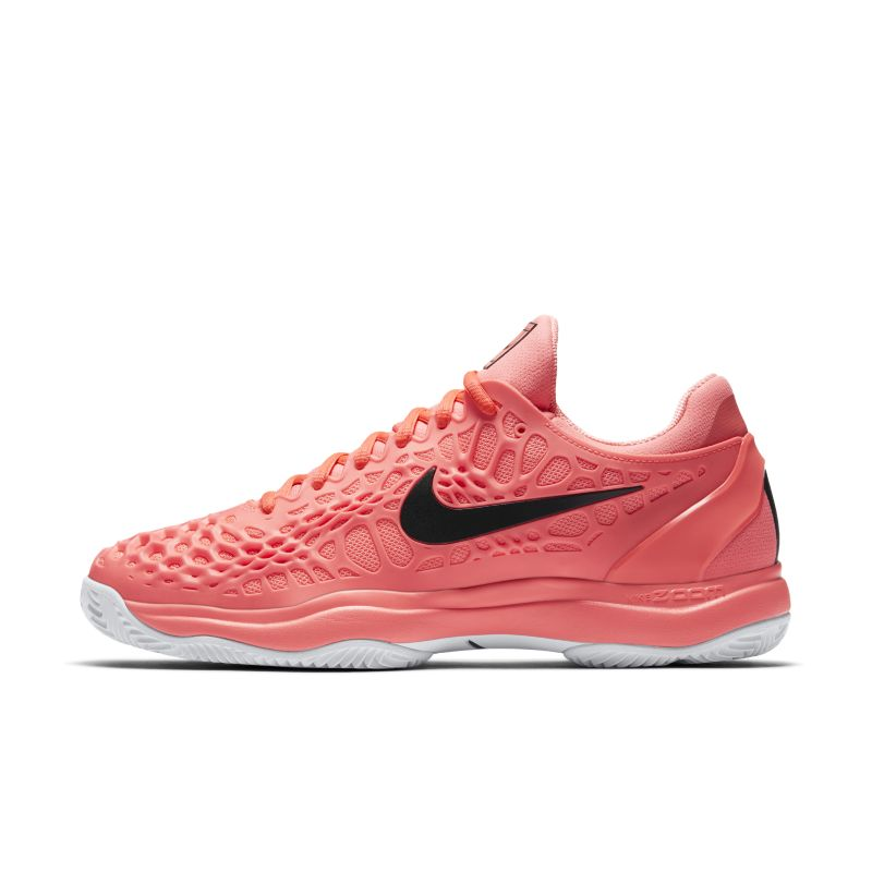 Nike Zoom Cage 3 Clay Men's Tennis Shoe - Pink