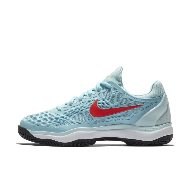 NikeCourt Zoom Cage 3 Women's Hard Court Tennis Shoe - Blue