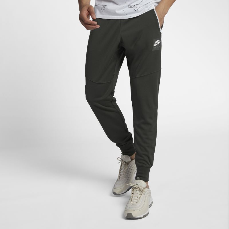 Image of Pantaloni Nike Air - Uomo - Olive