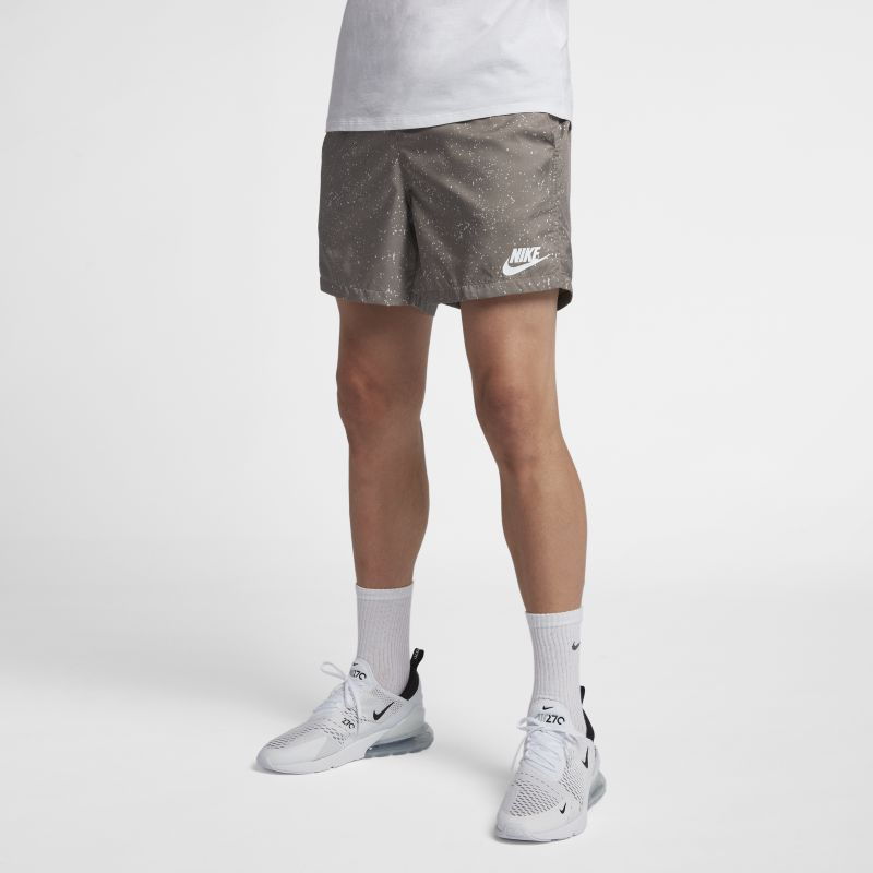 Nike Flow Men's Woven Shorts - Brown