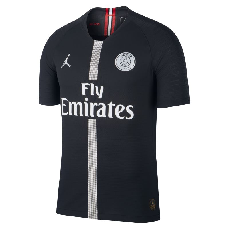 2018/19 Paris Saint-Germain Vapor Match Third Men's Football Shirt - Black
