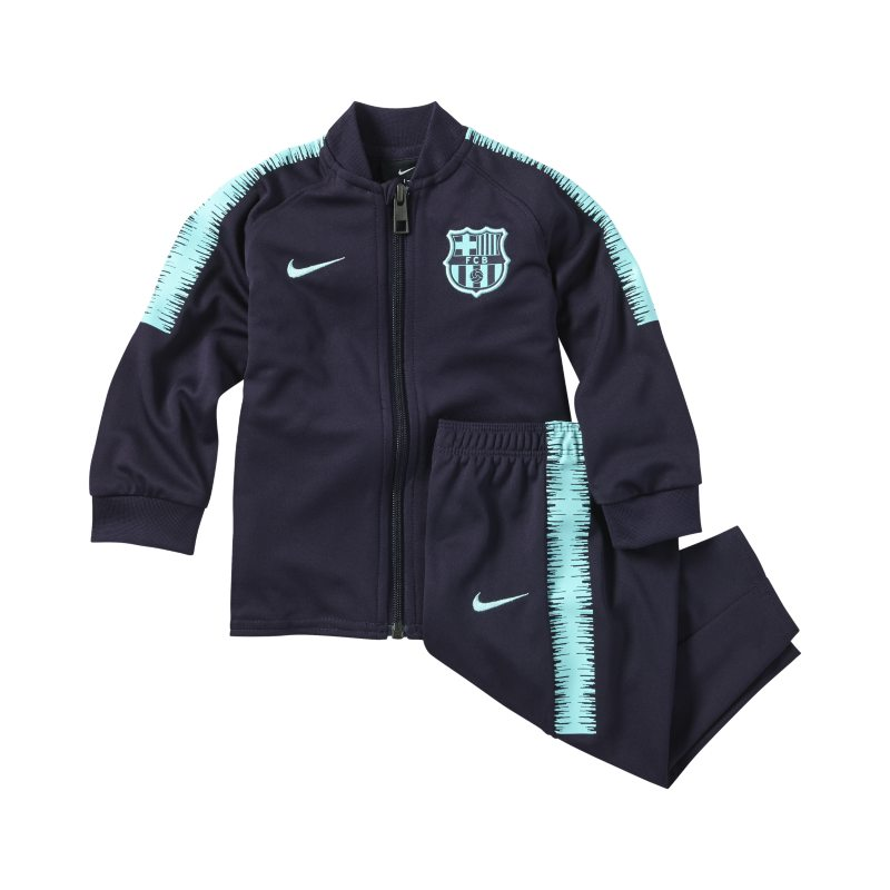 FC Barcelona Dri-FIT Squad Baby&Toddler Football Track Suit - Purple