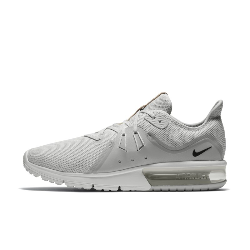 Nike Air Max Sequent 3 Men's Shoe - Silver