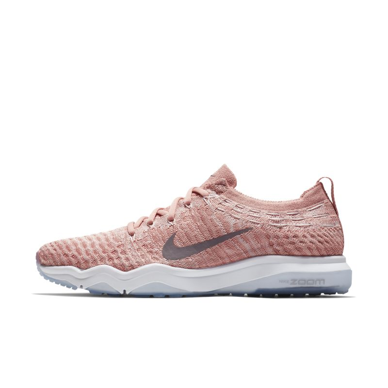 Nike Air Zoom Fearless Flyknit Lux Women's Training Shoe - Pink