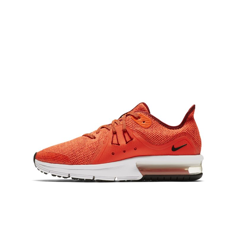Nike Air Max Sequent 3 Older Kids'Running Shoe - Red