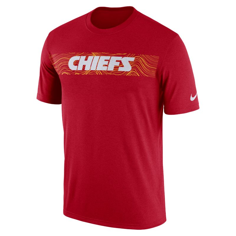 Nike Nike Dri-FIT Legend Seismic (NFL Chiefs) Men's T-Shirt - Red
