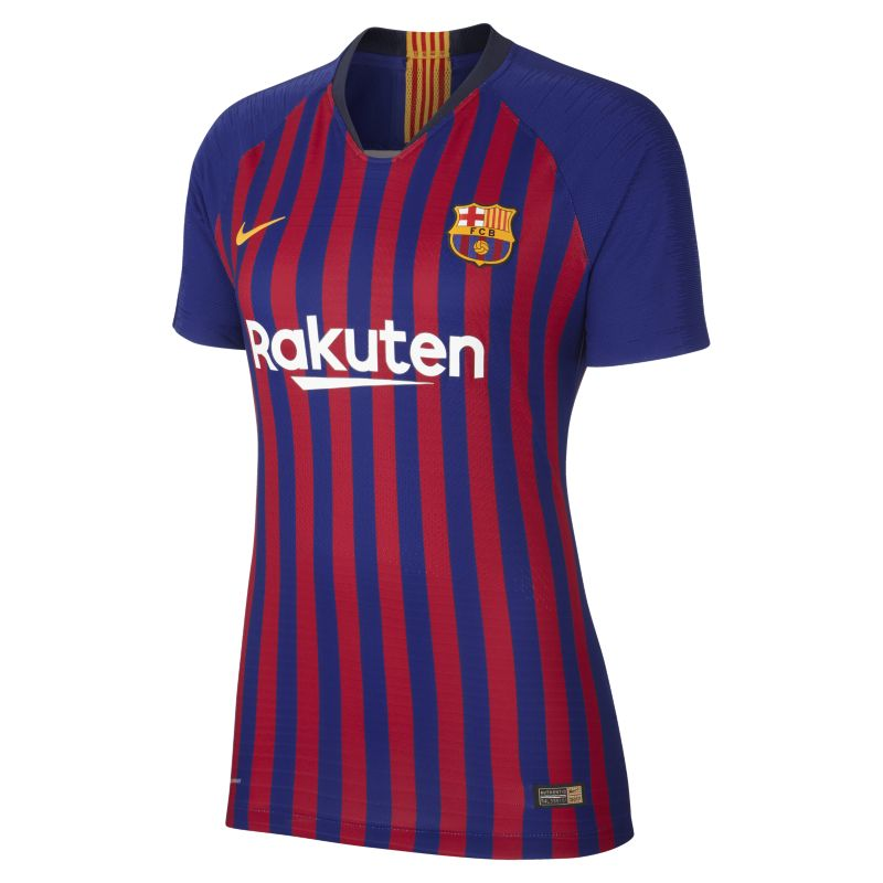 2018/19 FC Barcelona Vapor Match Home Women's Football Shirt - Blue