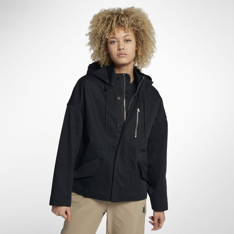 NikeLab Collection Women's Tactical Jacket - Black