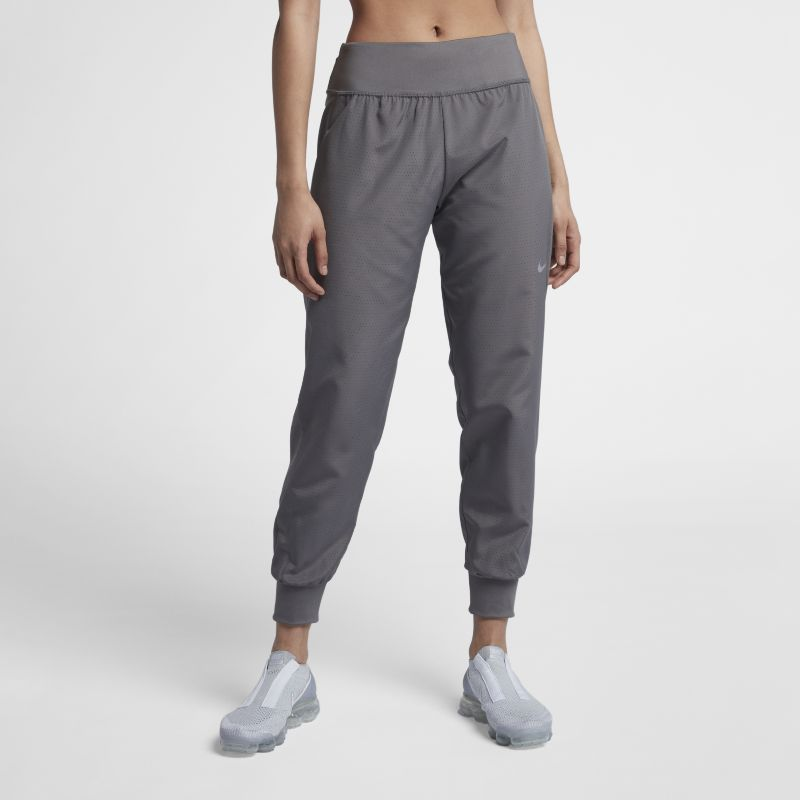 Nike Essential Women's Running Trousers - Grey