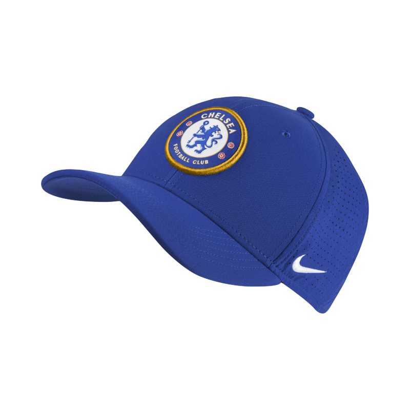 Chelsea FC AeroBill Classic99 Adjustable Hat - Blue
