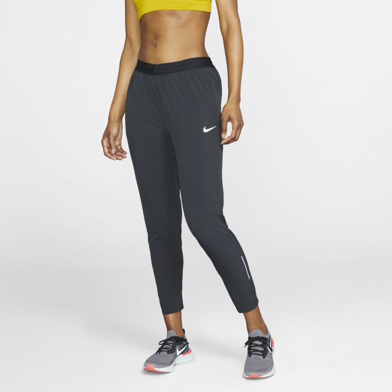 Nike Essential Women's 7/8 Running Trousers - Black