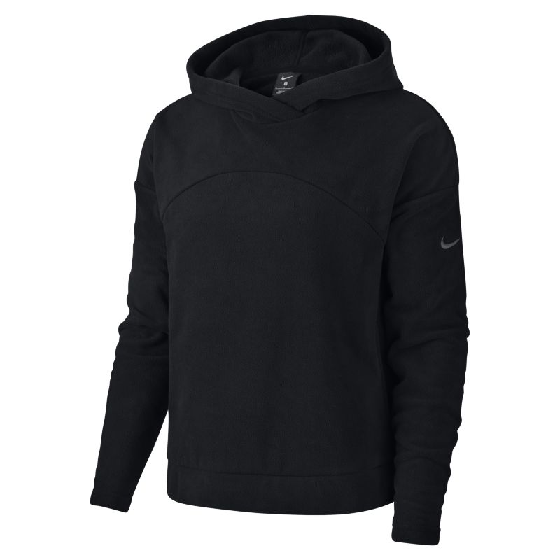 Nike Therma Women's Pullover Training Hoodie - Black