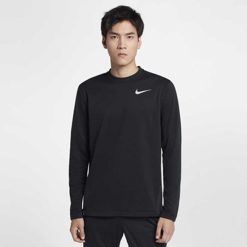 Nike Sphere Element 2.0 Men's Long-Sleeve Running Top - Black