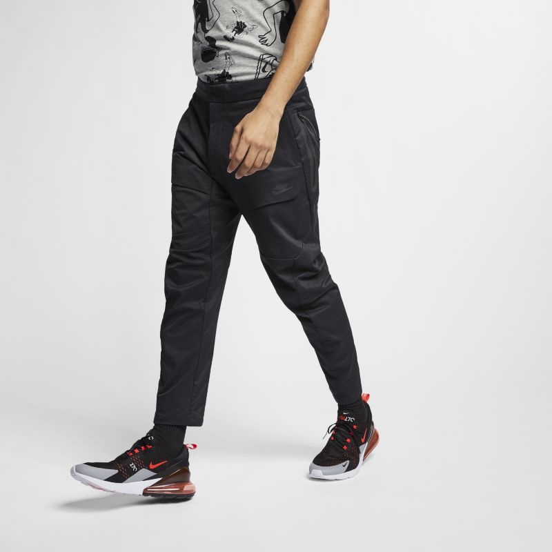 Nike Sportswear Tech Pack Men's Woven Cargo Trousers - Black