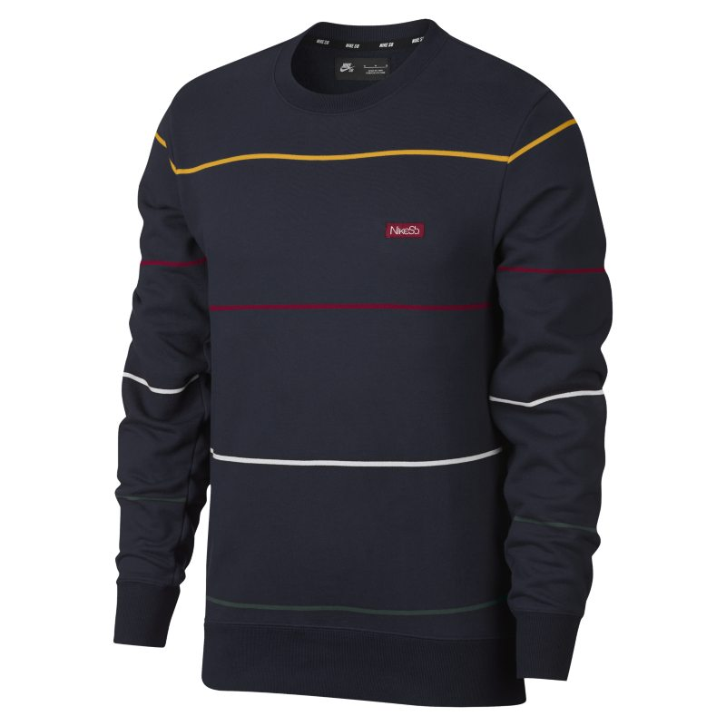 Nike SB Everett Men's Long-Sleeve Top - Blue