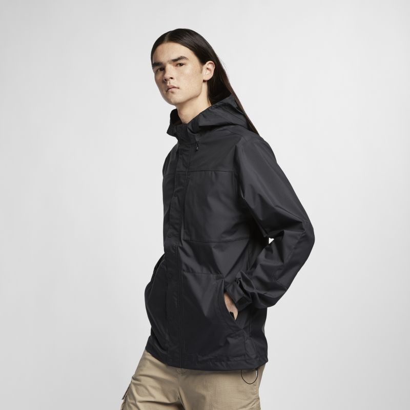 Nike SB Shield Men's Skateboarding Jacket - Black