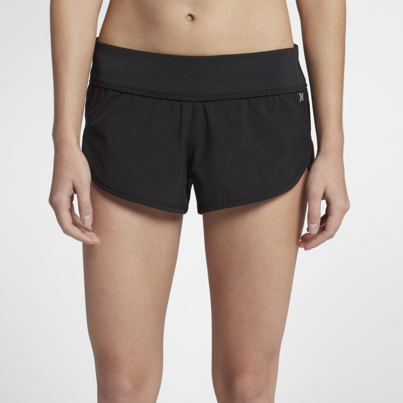Hurley Phantom Beachrider Women's Boardshorts - Black