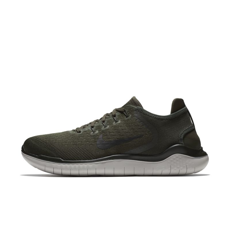Nike Free RN 2018 Men's Running Shoe - Khaki