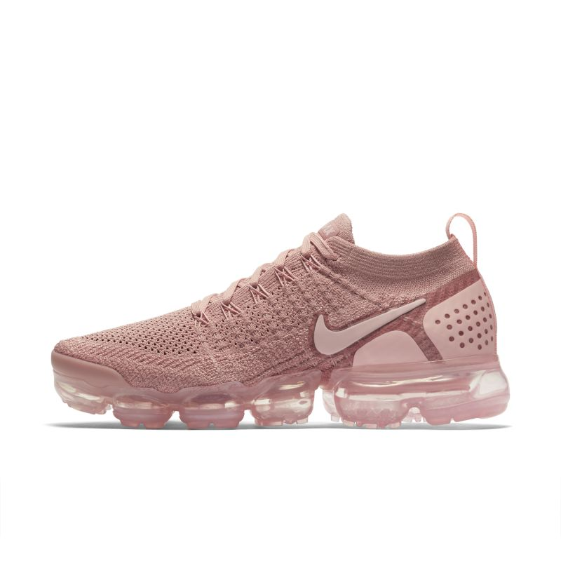 Nike Air VaporMax Flyknit 2 Women's Running Shoe - Pink