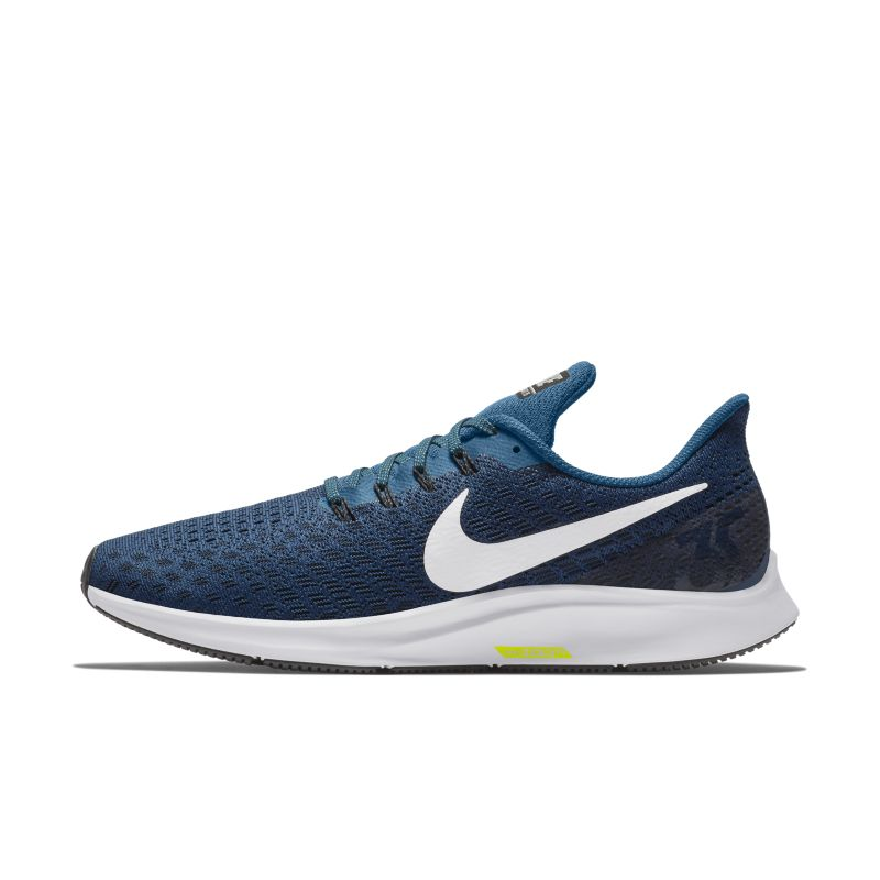 Nike Air Zoom Pegasus 35 Men's Running Shoe - Blue