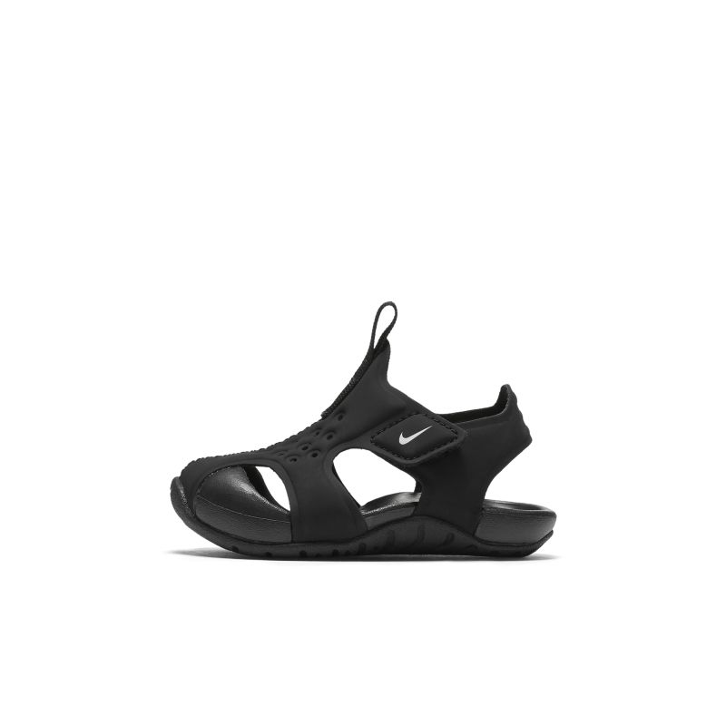 Nike Sunray Protect 2 Baby&Toddler Sandal - Black