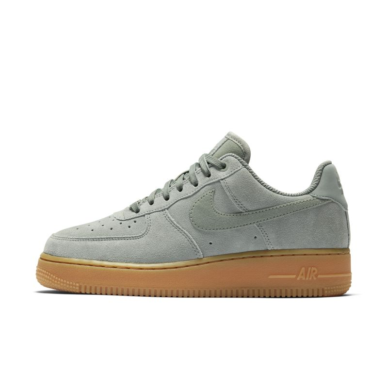 Nike Air Force 1'07 SE Suede Women's Shoe - Olive