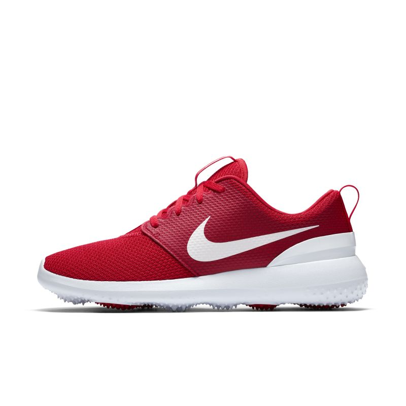 Image of Scarpa da golf Nike Roshe G - Uomo - Red
