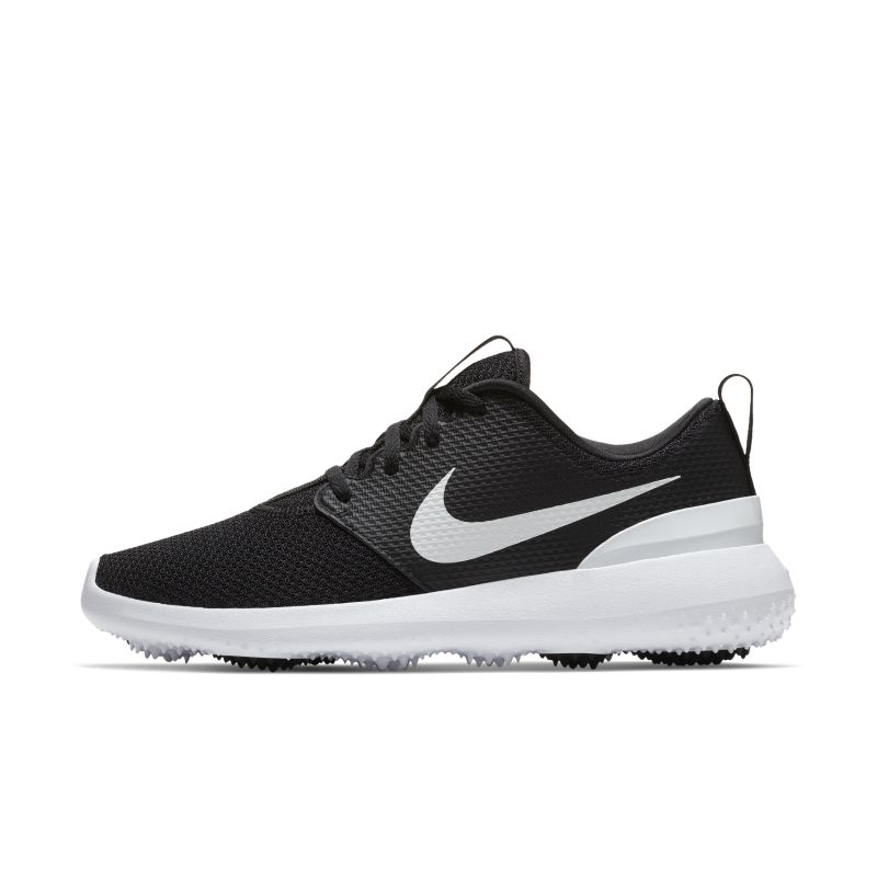 Image of Scarpa da golf Nike Roshe G - Donna - Nero