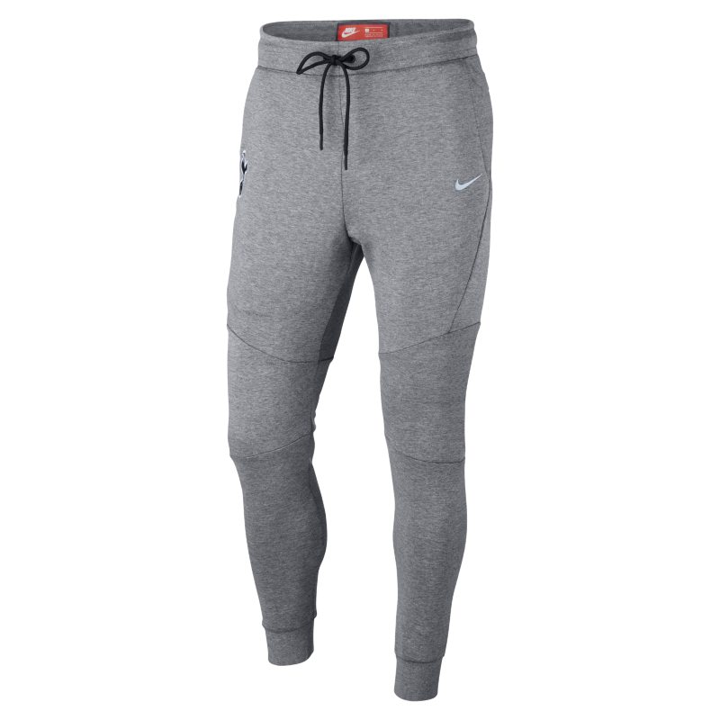 Tottenham Hotspur Tech Fleece Men's Joggers - Grey