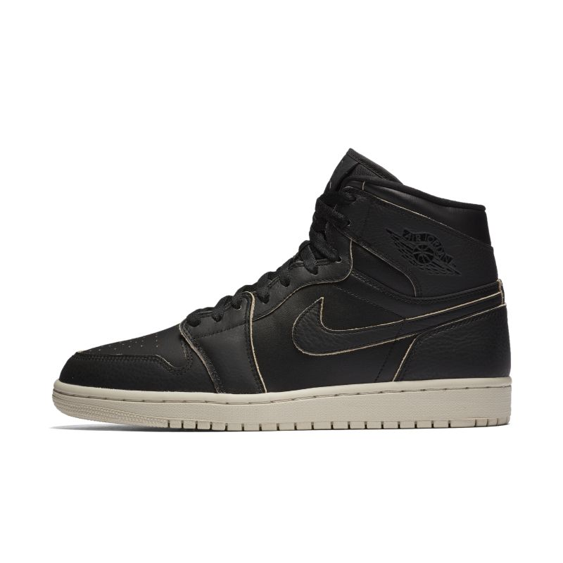 Air Jordan 1 Retro High Premium Men's Shoe - Black