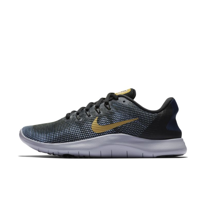 Nike Flex RN 2018 Women's Running Shoe - Black