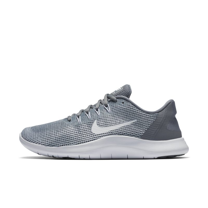 Nike Flex RN 2018 Women's Running Shoe - Grey