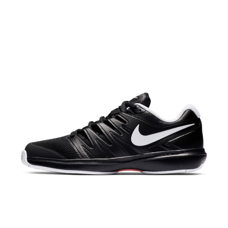 Image of        Scarpa da tennis per campi in cemento NikeCourt Air Zoom Prestige - Donna - Nero