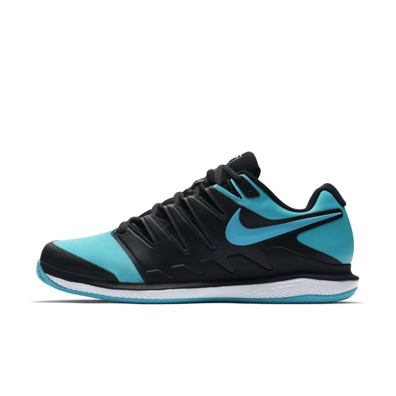 Nike Air Zoom Vapor X Clay Men's Tennis Shoe - Black
