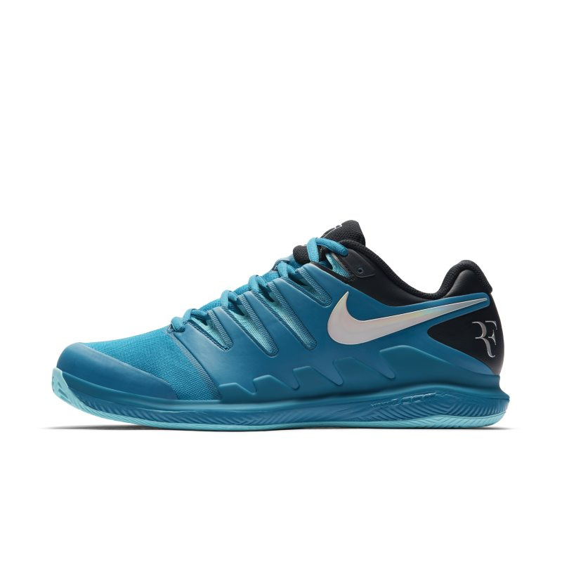 Nike Air Zoom Vapor X Clay Men's Tennis Shoe - Blue