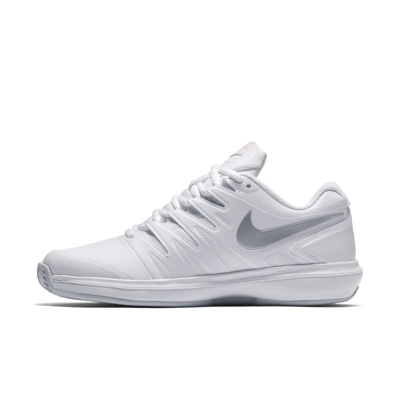 Nike Air Zoom Prestige Clay Women's Tennis Shoe - White