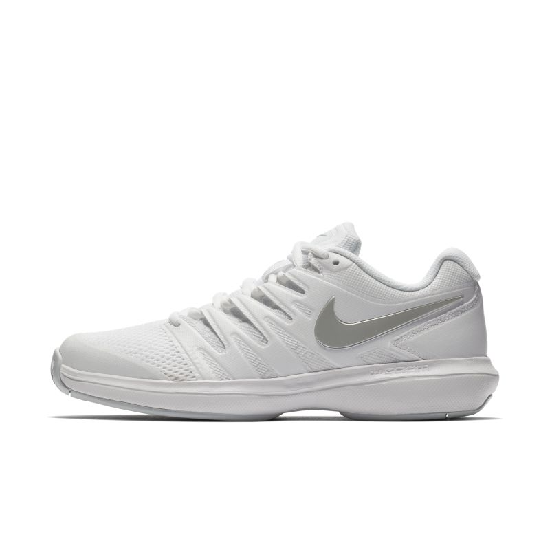 Nike Air Zoom Prestige HC Women's Tennis Shoe - White
