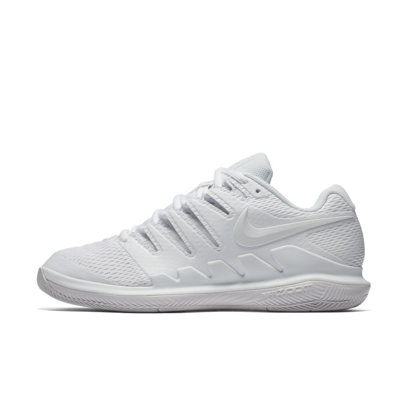 NikeCourt Air Zoom Vapor X Hard Court Women's Tennis Shoe - White