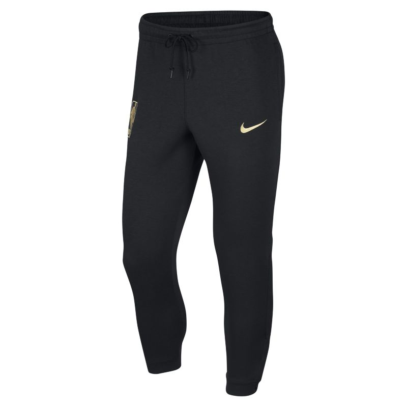 Nike Dri-FIT Showtime Association Men's NBA Trousers - Black