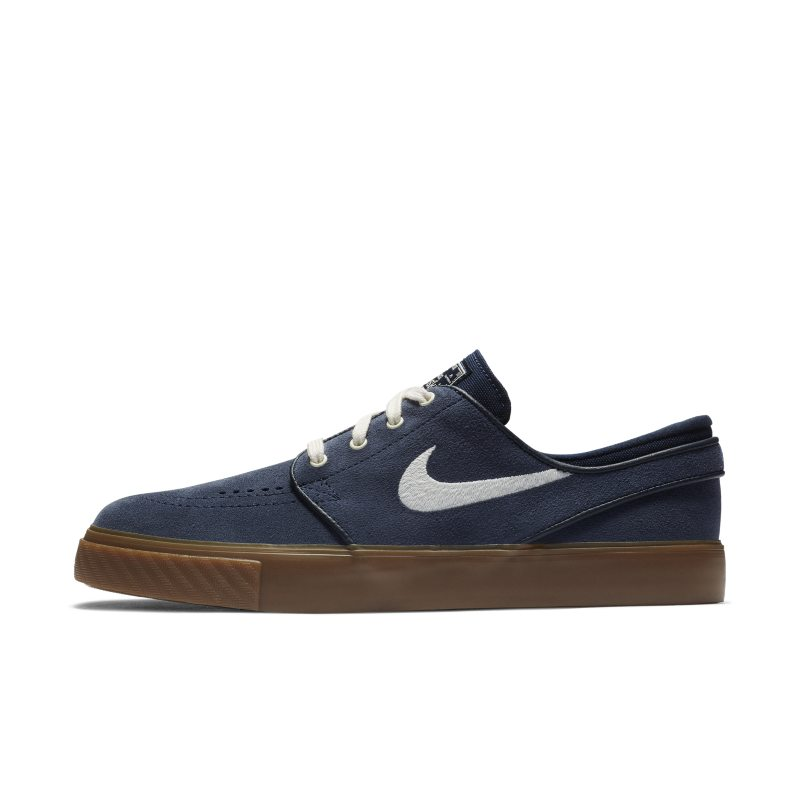 Image of Nike Zoom Stefan Janoski Older Kids' Skateboarding Shoe Black