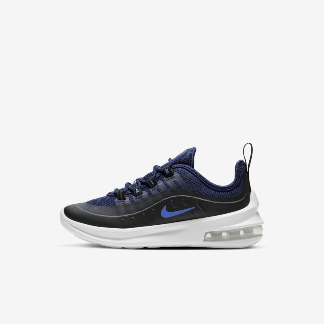 Nike Shoes AIR MAX AXIS LITTLE KIDS' SHOE (BLUE VOID)