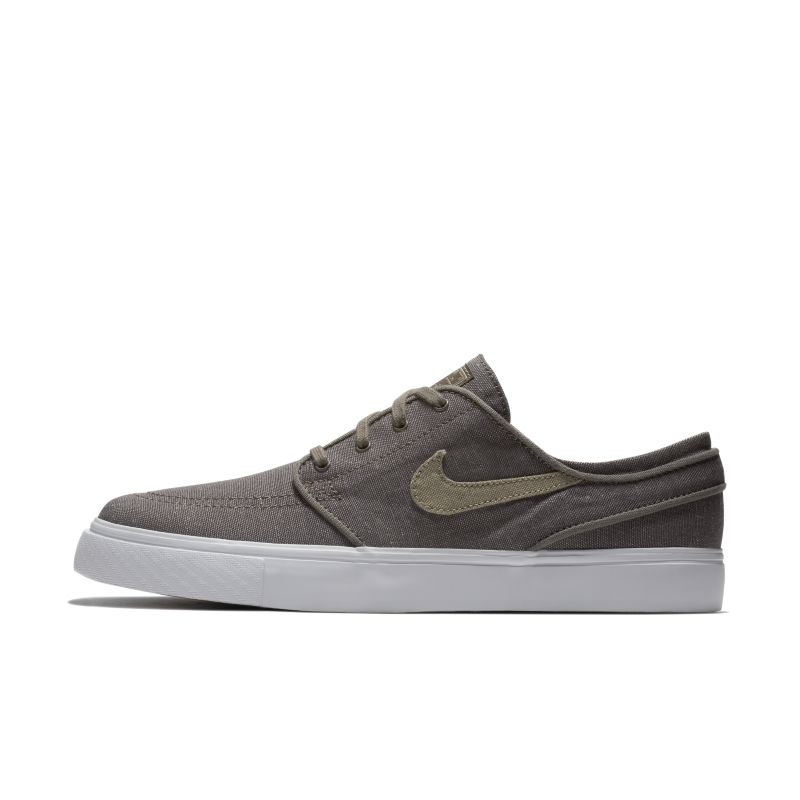 Image of Scarpa da skateboard Nike SB Zoom Stefan Janoski Canvas Deconstructed - Uomo - Marrone