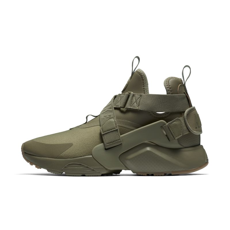 Nike Air Huarache City Women's Shoe - Olive