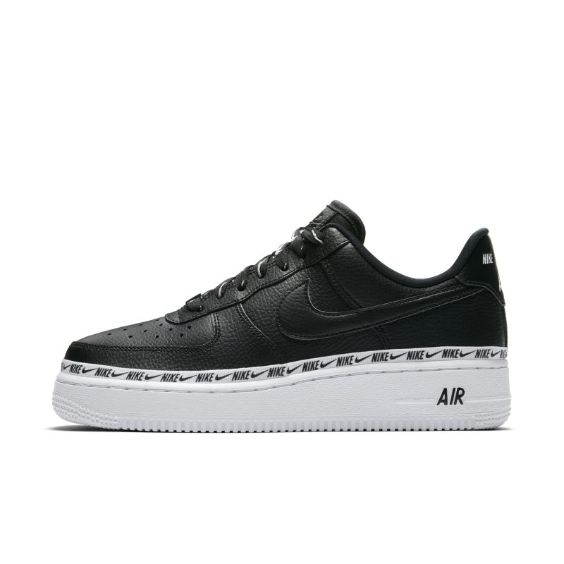 Nike Air Force 1'07 SE Premium Overbranded Women's Shoe - Black