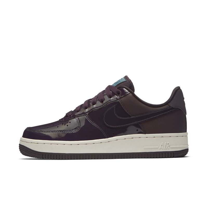 Image of Nike Air Force 1'07 SE Premium Force Is Female Women's Shoe - Purple