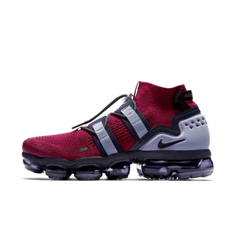 Nike Air VaporMax Flyknit Utility Shoe – Red
